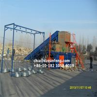 China Semi automatic cardboard baling equipment manufacturer wholesale
