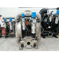 China Stainless Steel Air Driven Diaphragm Pump Pneumatic for Printing wholesale