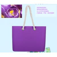 China Waterproof beach bag,wholesale beach bags,pantone color silicone beach bag wholesale
