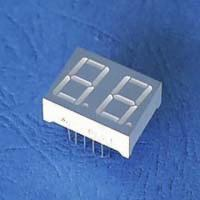 China 7 Segment LCD Display with -20 to 75 degree Celsius of Operating Temperature wholesale