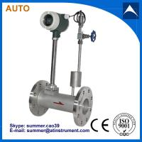 China vortex flow meter used for LPG gas with reasonable price wholesale