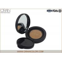 China Customized Natural Color Air Cushion Cream Compact Bb Cream Foundation In Puff wholesale