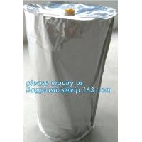 China protective lining, Plastic Drum Cap Sheets, Barrels liner, bucket liner, pail liner, LDPE Lay Flat Poly Bags Flat Drum L wholesale