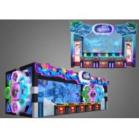 China Promotional Fish Hunter Game Machine Huge Screen Shock Sound Entertainment With Reliability wholesale