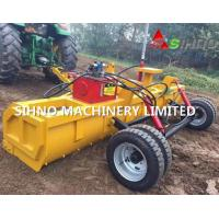 China 2-4.5m Farm Laser Land Leveling Machine for Tractor wholesale