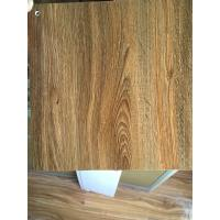 China High Density Rigid PVC Sheet Building Materials Wood Effect Cladding on sale