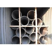 China Industrial Seamless Alloy Steel Pipe , Seamless Steel Tube ASTM A335 Standard wholesale
