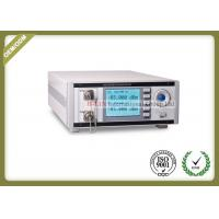 China High Speed Fiber Optic Tools , Dual - Channel Optical Power Meter 850 ~ 1700 Nm wholesale