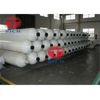 China GB28884 300-3000L Seamless Steel Tubes For Large Volume Gas Cylinder wholesale