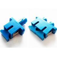 China SC - LC Female SX / DX Fiber Optic Cable Adapter Single Mode ABS Metal Material wholesale