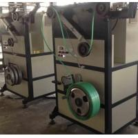 China PLC Control Automatic Strapping Band Winding Machine For PP / PET wholesale