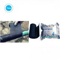 China Cold Shrinkable Cable Accessories Armor Tape Fiberglass pipe repair bandage wholesale