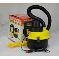 China Auto Car Portable Wet/Dry Vacuum Cleaner DC 12 Volt on sale