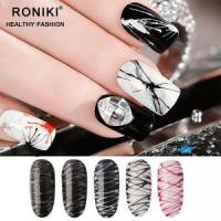 China RONIKI Spider Gel,Nail Art Gel,Spider Gel Polish,Nail Painting Color Gel on sale
