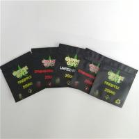 China Smell Proof Herbal Incense Packaging Aluminum Foil Cbd Cannabis Gummy Bear Weed Bag wholesale