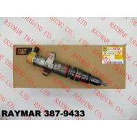 Buy cheap CAT Genuine diesel fuel injector 387-9433, 3879433, 10R7222 for CAT C9 330D, 336D excavator from wholesalers