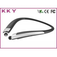 China Bluetooth 4.0 Headset with Retractile and Foldable Earbuds and Vibratory Function wholesale