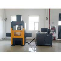 Buy cheap One Body Cast Steel Structure 1000kN Heavy Duty Bend Test Machine HBT106A from wholesalers