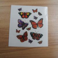 China Support Customers' Requirement Body Temporary Tattoo Sticker on sale