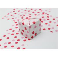 China 17gsm Custom Wax Paper Sheets , Single Side Wax Wrapping Paper 50 x 70cm wholesale