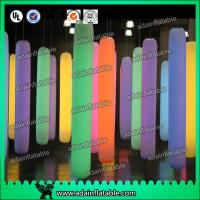 China Events Party Hanging Decoration LED lighting Inflatable Pillar wholesale