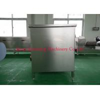 China Fully Automatic Noodles Making Machine , Chowmein Making Machine Small Size on sale