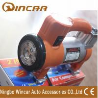 China 100 Psi 12V Portable Air Compressor pump / Super Mini Car Inflator Pump wholesale