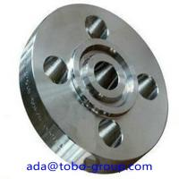 China Alloy 32750 WN Forged Steel Flanges BW RF STD CLASS150 46'' UNS32750 B16.5 wholesale