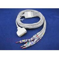 Quality Besdata ECG / EKG Medical Cables , 10 Leads And Cables For Model KP-500 for sale