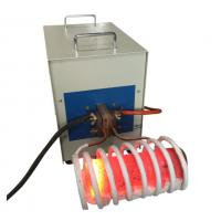 Buy cheap Small Billet Forging High Frequency Induction Heating Machine 25KW 200-1200A from wholesalers