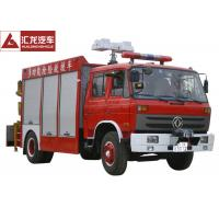 China Dongfeng Fire Brigade Truck Euro IV Emission 73kw Engine Power Low Emission wholesale