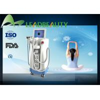 Buy cheap High Intensity Focused Ultrasound Hifu Slimming Machine , Vacuum Cavitation from wholesalers