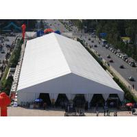 China A-Frame Large Exhibition Event Tents With Aluminum And PVC Tent Fabric, 20m * 30m Big Canopy wholesale