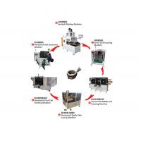 China High Speed Stator Winding Machine Electrical Motor Assembly Line 12 Months Warranty wholesale