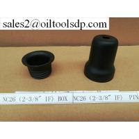 """Buy cheap API 5CT 2 3/8"""" IF/NC26 steel Thread Protector from wholesalers"""
