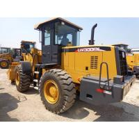 Quality LW300FN Mini Wheel Loader / Energy Saving Front Wheel Loader With 1.5-2.5M³ Bucket for sale