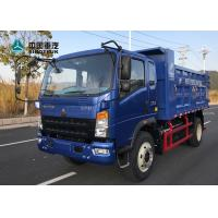 China SINOTRUK Homan H3 Euro3 Light Duty Commercial Trucks 130hp 4x2 10 Tons Payload on sale