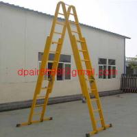 China Single step extension FRP ladder wholesale