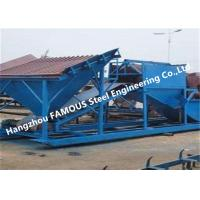 China Structural Steel Frames for Stacker Feed Conveyor and Bridge Reclaimer Hopper on sale