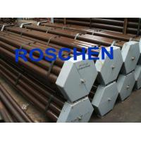 China High Speed BTW Drill Extension Rod , Wireline Diamond Core Drilling Metal Rod wholesale