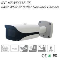 Quality Dahua 6MP WDR IR Bullet Network Camera for sale