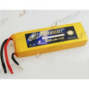 China Wholesale 14.8V 2500mAh 35C EC LiPo Li-Polymer Rechargeable RC Battery wholesale
