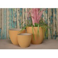 China SPW Material Desk Indoor Decorative Planters Classic Color Sculpture Finished wholesale