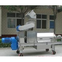 China High Quality SpiralFruitAndVegetableJuiceExtractor/Fully Automatic IndustrialFruitJuiceExt wholesale