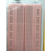 China 830 Tie Point Universal Printed Circuit Board Electronic Solderless wholesale