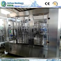 China Enhanced Rotary Washing Filling Capping Machine Siemens PLC System wholesale