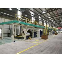 China WJ100 Series 5Ply Corrugated Cardboard Production Line wholesale