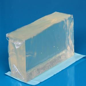 China White Transparent Pressure Sensitive Adhesive on sale