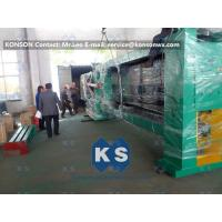 China Heavy Type Hexagonal Wire Netting Machine With 4300mm Width Netting Weaving Machine wholesale