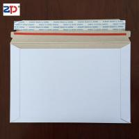 China board mailer cardboard rigid envelope wholesale